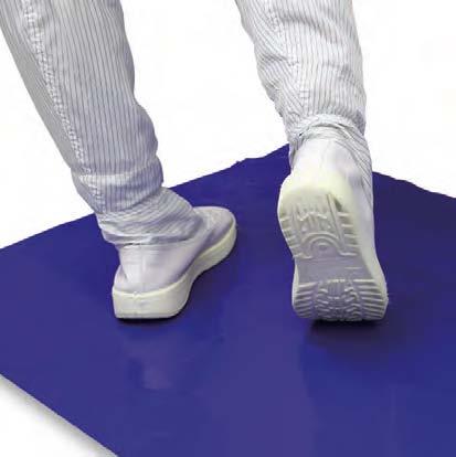 Nasco Adhesive Mat 实验室胶垫(30层),污染控制垫 B01576WA