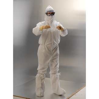 Kimberly-Clark 金佰利 Kimtech Pure A5无菌洁净室防护服/头套/鞋套/袖套